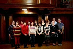 City Singers March 24th 2015